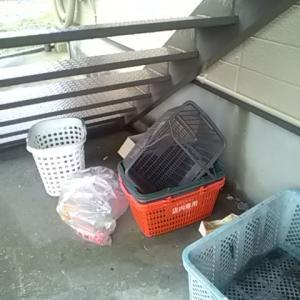 津市内には窃盗犯罪のプロがいます.....警備員にカートの回収・整理させている場合ではありません