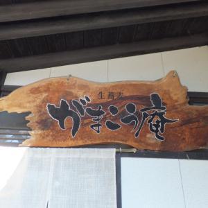 宮崎県都城市『がまこう庵』さんであひる南蛮を頂きました(*^^)v