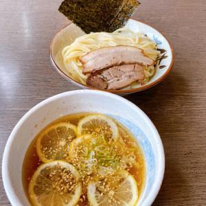 豚清湯レモンつけ麺