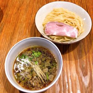 鯛清湯つけ麺