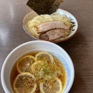 生姜レモンつけ麺