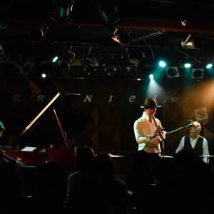 ピアノ尺八INFINITY令和元年ラストライブ@大阪BERONICA