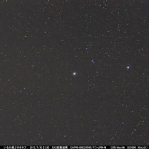 星座を作る星30 いるか座β