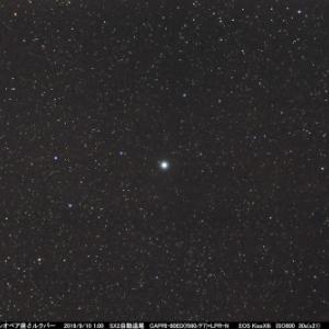 星座を作る星43 カシオペア座デルタ