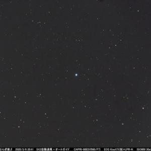 星座を作る星104 ろくぶんぎ座ベータ