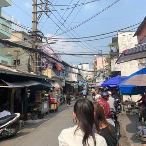 Vietnamのあちこち