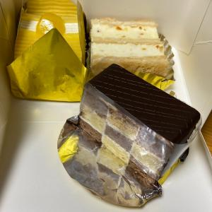 憧れのモザイクケーキ!