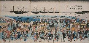 日本史の「アレンジ」21 江戸に咲いた外食文化