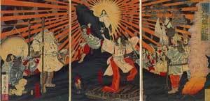 日本史の「信仰」17 初めに東と西があった