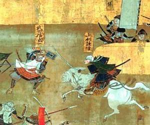 日本史の「ライバル」06 公務?川中島の戦い
