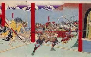 日本史の「油断」12 祖法大事で自縄自縛