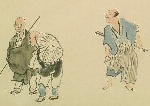 日本史の「謎解き」32 俳諧師弟テクテクほそ道