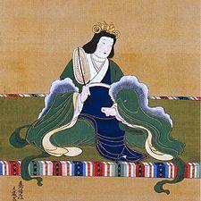 日本史の「女性」28 皇后は時として天皇にもなる