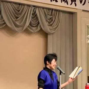 寮美千子さんのお話を聞きに 母と女性教職員の会へ