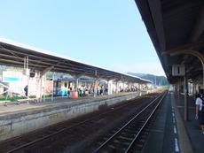【3巡目-498】  伊予大洲駅から、道の駅「内子フレッシュパークからり」まで [2018年9月3日]〈その2〉