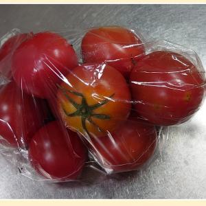 完熟トマトです
