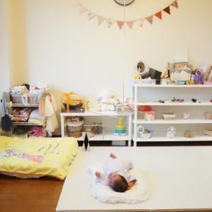 赤ちゃんモンテッソーリの環境づくり