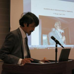 1月31日スミルノフ大学院大学講義・スミルノフAIコンピュータ科学Dr佐野千遥 2045年問題も