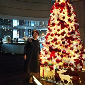 スイスホテル 36階