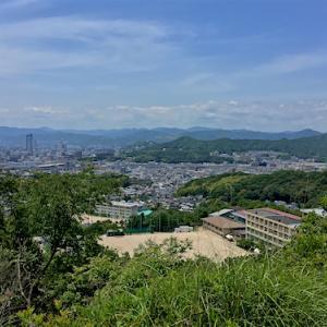 揚倉山健康運動公園では爽やかな風が吹いていました