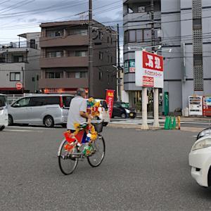 広島のお盆の風景
