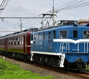秩父鉄道「ELちちてつ夏まつりエクスプレス」