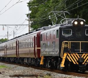 秩父鉄道「ELパレオエクスプレス」がなんと3重連でやってきた!