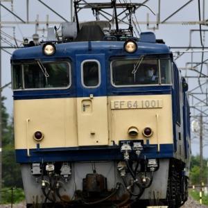 オヤ12の送り込み回送と秩父鉄道「ELガリガリ君エクスプレス2020」号