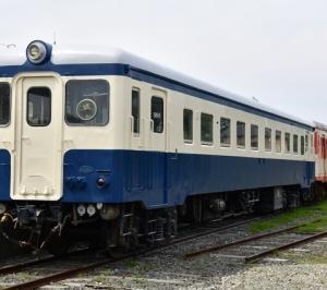 ひたちなか海浜鉄道のキハ222、綺麗にお化粧直しをして登場