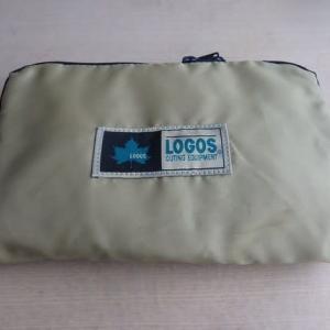 LOGOSポケッタブル リュックサックをゲットしました。・・・ジャケット、キャップ、ポンチョなどポケッタブルが充実してきました。