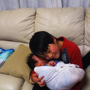 赤ちゃんの首を守り、抱っこしやすい首枕!