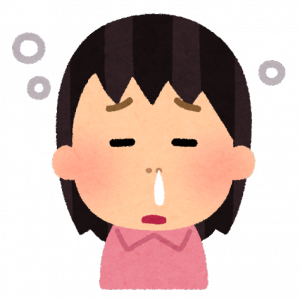 鼻水を推理(7)