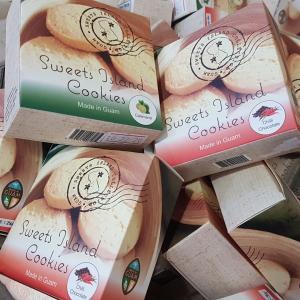 公立学校は、来年までオンラインかも?!カラマンシークッキーのパッケージが可愛くなっていた件。