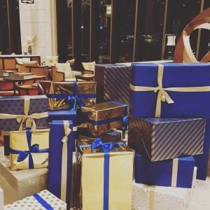 クリスマス準備が始まっているホテルたち。コロナでもクリスマスはやってくる!