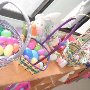 4月4日は復活祭(イースター)当日です。