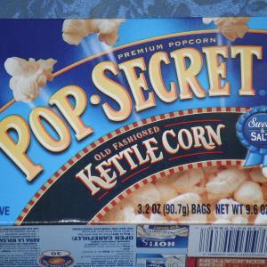 kettle cornは屋台の味