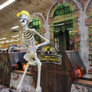 ハロウィンのお店