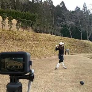YouTobe撮影でゴルフ場へ(^^♪