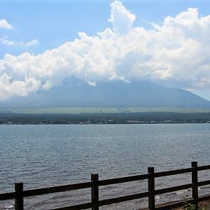 ✿夏休みの記録☆山中湖ダラスヴィレッジからの西湖のカフェ♪完✿