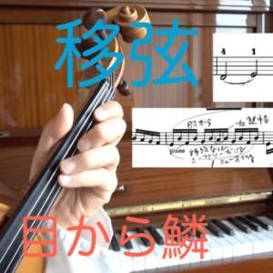 ハヴァシュ式(12)〜移弦と色々な音幅