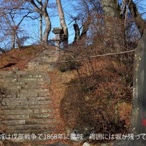 棚倉城址・笠石神社・古峯神社を訪ねる
