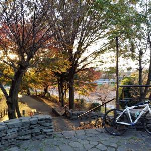 冬はオフロード自転車が良いよ
