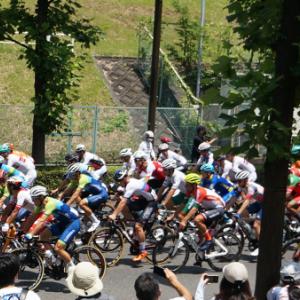 TOKYO 2020 男子ロードレース観戦