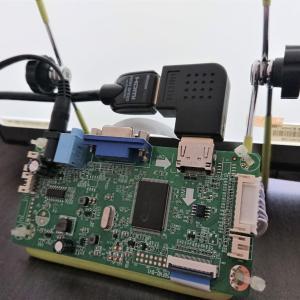 余ったノートPC用液晶で外部モニター作成