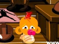 Monkey Go Happy - Stage 371 - Leonardo Da Vinci Theme