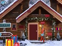Mountain House Christmas Escape