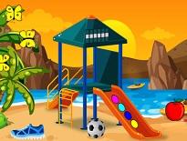 Beach Park Escape