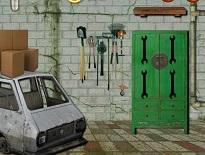 Garage Tool Room Escape