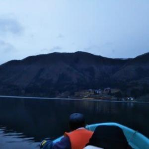 木崎湖ドーム釣行!