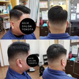 Barberスタイル×スキンフェード!!